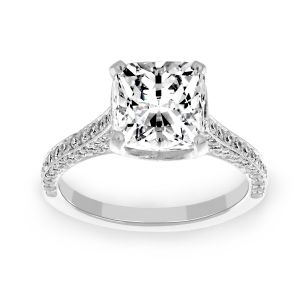 Penny Preville Ali Diamond Solitaire Engagement Ring