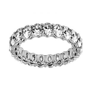 TWO by London Oval Diamond Eternity Band