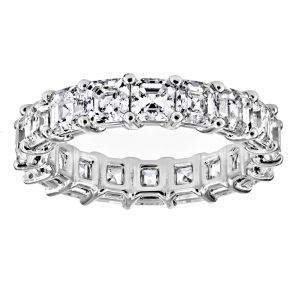 TWO by London Square Radiant Diamond Eternity Band