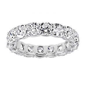 TWO by London Rounded Cushion Diamond Eternity Band