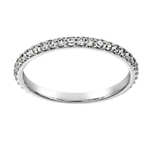 TWO by London Diamond Eternity Wedding Band