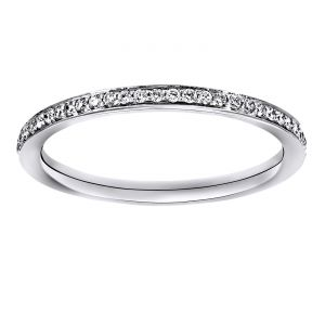 TWO by London Diamond Channel Wedding Band