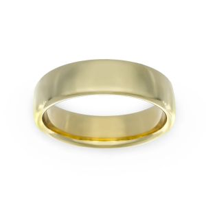 Benchmark 7.5mm Comfort Fit Wedding Band