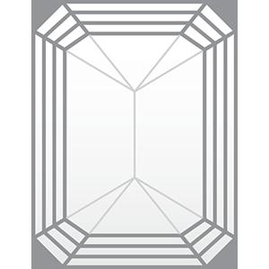 Emerald 0.51 D VVS2 5.53 x 4.37 x 2.40 6419 14112